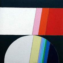 Eugenio CARMI - Painting - Tentativo di rappresentare la gioia