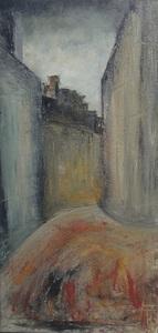 Géraldine THEUROT - Peinture - Stockholm IV    (Cat N° 4933)
