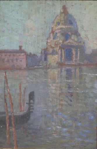 Nikolay Vasilyevich DOSEKIN - Painting - Venice