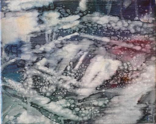 Matthias MEYER - Painting - Waterpainting