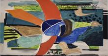 乔治•布拉克 - 版画 - Multicolour Bird | Oiseau Multicolore