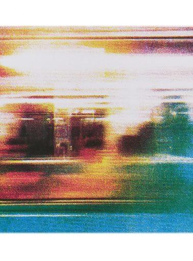 Kim BRADFORD - Print-Multiple - « Métro »