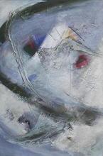 Bernard ALLIGAND - Painting - Voyage dans l'atelier