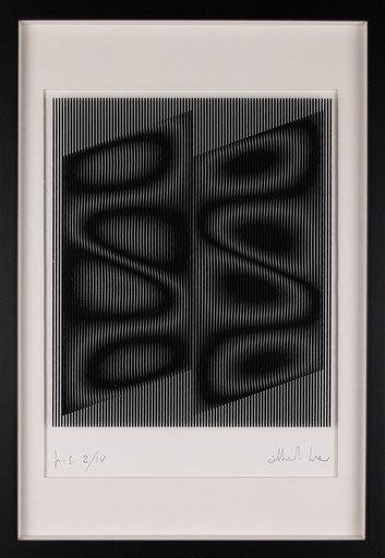 Alberto BIASI - Druckgrafik-Multiple - Senza titolo
