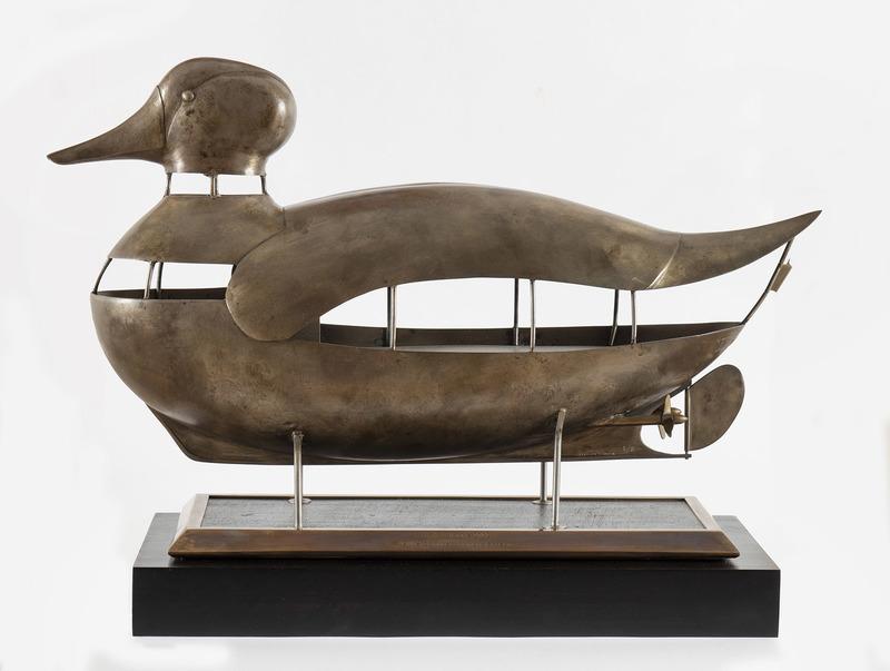 弗朗索瓦-格扎维埃•拉朗尼 - 雕塑 - Le Métaphore
