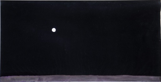 Giulio TURCATO - Pittura - Moneta dell'imperatore