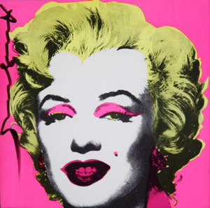 Andy WARHOL, Marilyn Monroe - Castelli Invitation