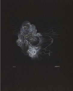 Hans BELLMER - Grabado -  Les Yeux