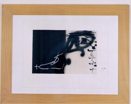 Antoni TAPIES - Print-Multiple - Divisé
