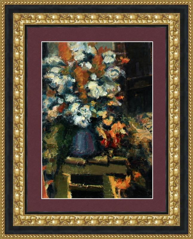 Levan URUSHADZE - Peinture - Still life