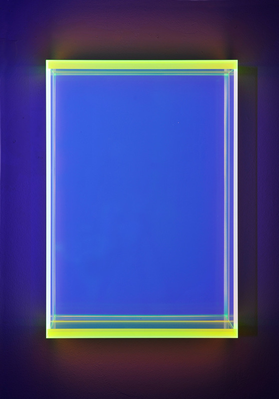 Regine SCHUMANN - Sculpture-Volume - Color rainbow soft green knokke toronto
