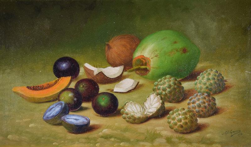 Juan GIL GARCIA - 绘画 - Still Life