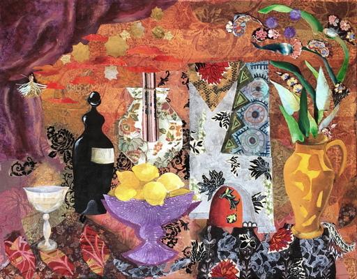 OSANNE - Pintura - En mémoire de l'étrange