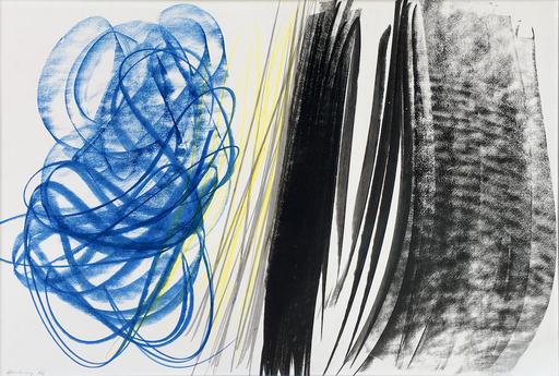 Hans HARTUNG - Dessin-Aquarelle - P1972-8