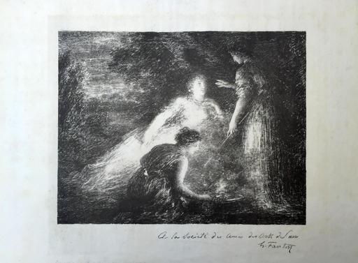 Henri-Théodore FANTIN-LATOUR - Print-Multiple