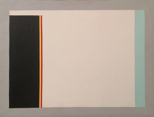 Gene DAVIS - Peinture - Untitled (1983)