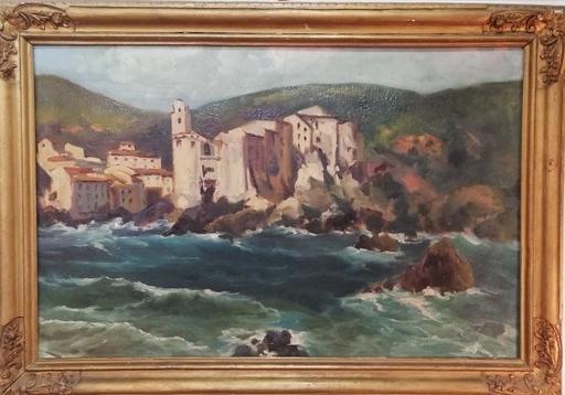 Giuseppe CASELLI - Gemälde - Tellaro