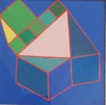 Achille PERILLI - Peinture - BABELOT