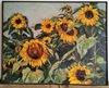 Karl HENNEMANN - Pintura - Sonnenblumen