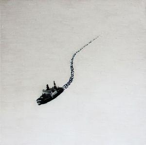 Slava PTRK - Painting - Hard Way