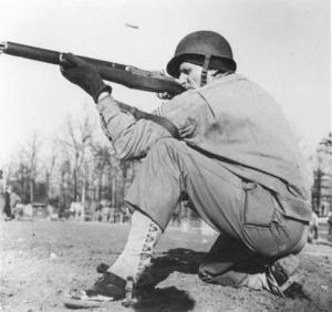 Horst P. HORST - Photo - Soldat
