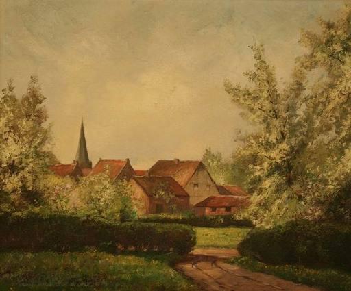 Werner VOGEL - Pintura