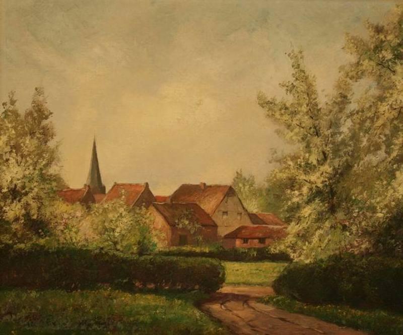 Werner VOGEL - Peinture
