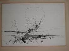 Claude GEORGES - Drawing-Watercolor - SANS TITRE