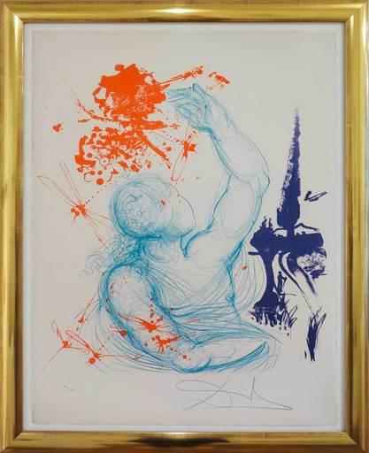 萨尔瓦多·达利 - 版画 - Estades de la Vida - Kindheit