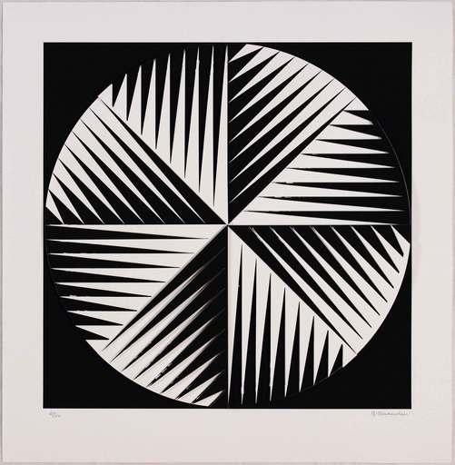 Marcello MORANDINI - Stampa-Multiplo - Composizione