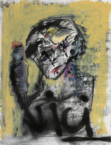 Zvi MILSHTEIN - Painting - Sans titre (37)