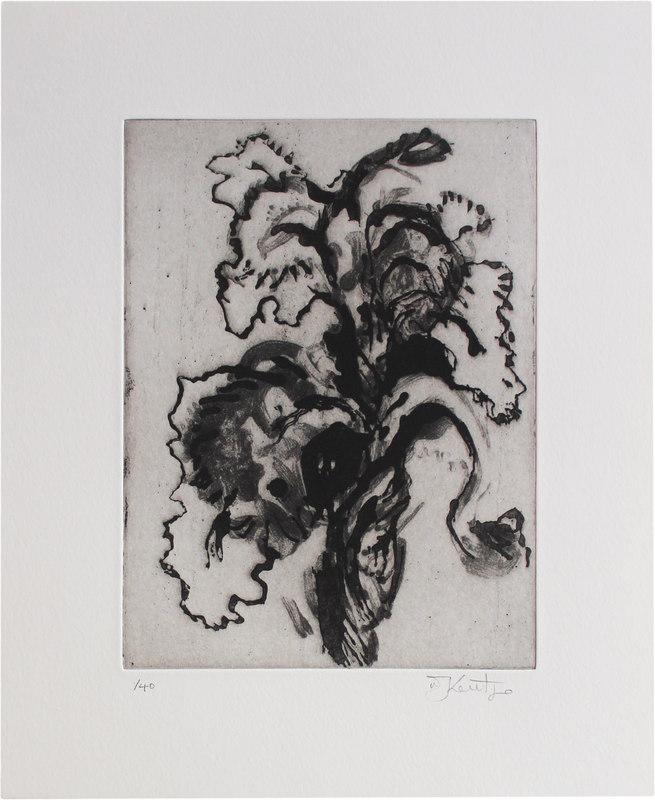 William KENTRIDGE - Print-Multiple - Iris