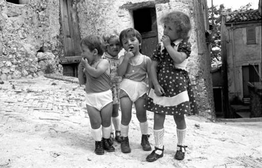 Giuseppe PERSIA - Fotografia - BAMBINI