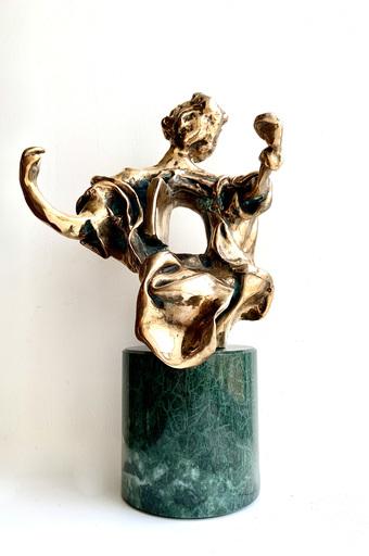 Salvador DALI - Sculpture-Volume - Madonne au Port Lligat