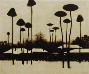 Rinat VOLIGAMSI - Pittura - On the Edge