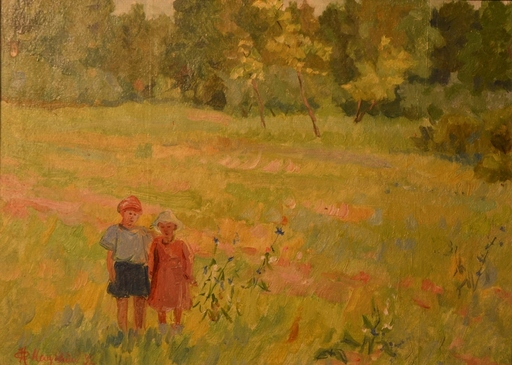 Nikanor Stepanovych ONATSKIY - Painting