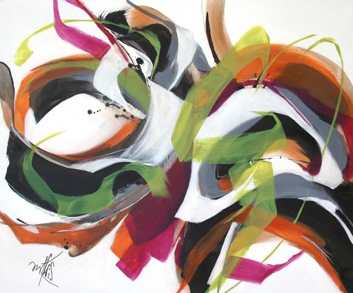 MABRIS - Pittura - L'oeil Ecoute