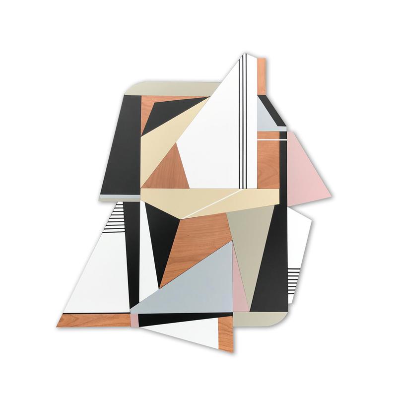 Scott TROXEL - Skulptur Volumen - Zelus