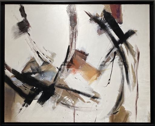 Jean MIOTTE - 绘画 - Composition