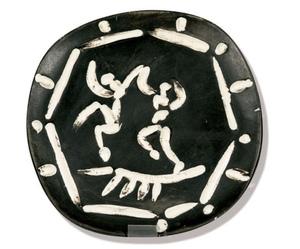 Pablo PICASSO - Ceramiche - Deux danseurs