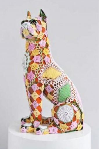 Joana VASCONCELOS - Escultura - Lady