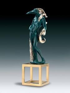 萨尔瓦多·达利 - 雕塑 - Birdman, L'homme oiseau