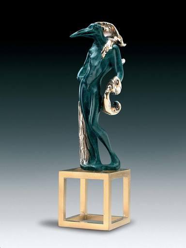 Salvador DALI - Sculpture-Volume - Birdman, L'homme oiseau