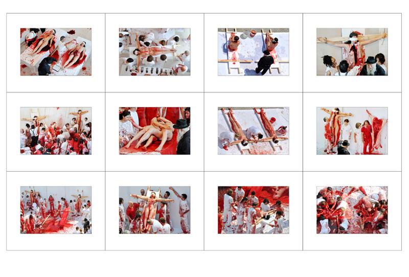 Hermann NITSCH - Photo - Under My Skin (12)