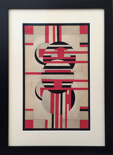 Sandu DARIE - Disegno Acquarello - Untitled