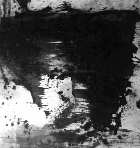 LAN Zhenghui - Pittura - Untitled