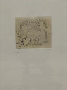 Eduardo CHILLIDA - Print-Multiple - Bidearte I