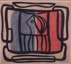 Amelia PELAEZ - Painting - No Title