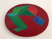 Achille PERILLI - Painting - Du Son Malgré