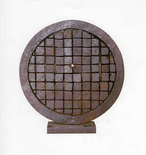 Giuseppe SPAGNULO - Sculpture-Volume - Ruota